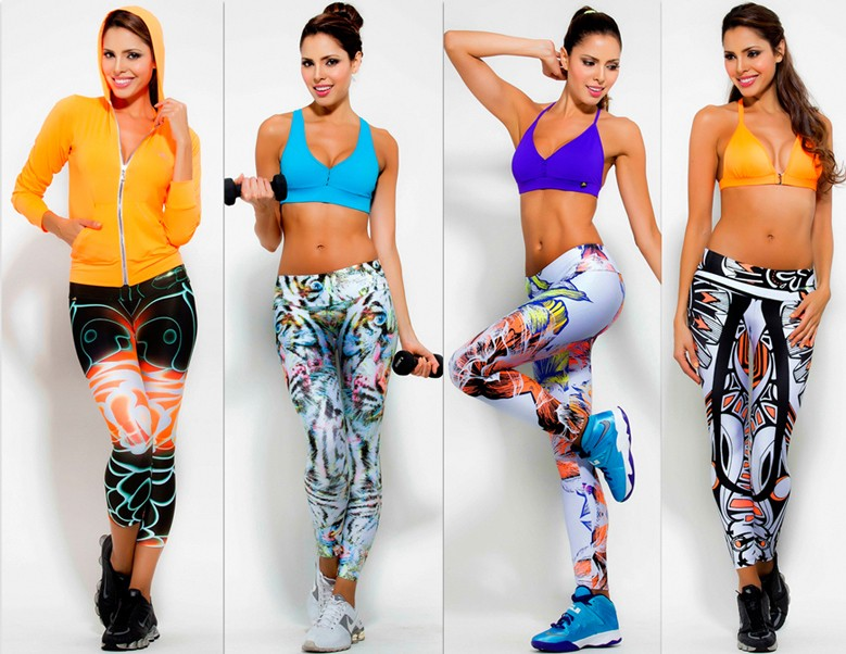 Tono a Tono USA Women's Activewear