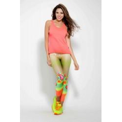 Tono a Tono Summer Solstice Print Legging